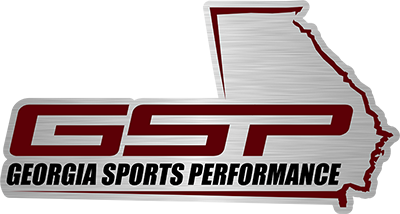 Georgia Sports Performance Sticky Logo