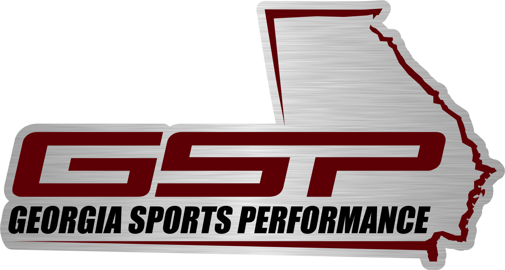 Georgia Sports Performance Sticky Logo Retina
